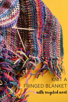 Frugal knitting with