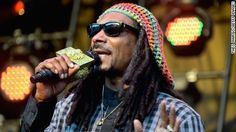 Has there ever been a more natural union than Snoop Dogg having his own line of pot products?