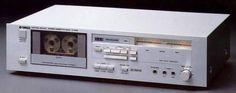 Yamaha K-200 Stereo Cassette Deck (1982)