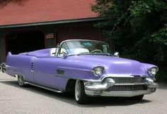 1956 Cadillac Custom.