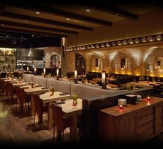 Cibo C Gables Italian Restaurant Near Miami Florida Looks Like Dinning In A Wine Cellar
