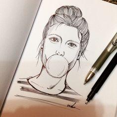 Pepiart Inspiration drawing