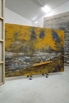 Anselm Kiefer, Abstract Canvas Wall Art, Acrylic Canvas, Georges Mathieu, Jean Pierre Leaud, Installation Street Art, Francois Truffaut, Pablo Picasso, Urban Art