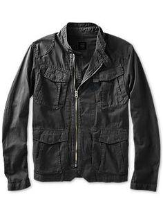 G-Star RAW Anson Premium Overshirt  c169276ba