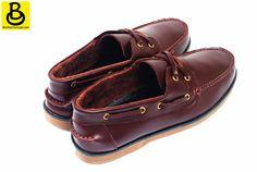 Giày Boat hiệu Timber*land màu đỏ thẫm quá đẹp <3 ================================= ➡516 Đoàn Văn Bơ, Quận 4 ➡HOTLINE: 0904326305 #BrotherConcept #699k #Timberland