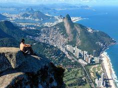 Pedra da Gávea - RJ #trilhas #natureza #rj