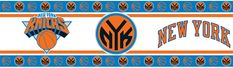 Wall Border Knicks - 02trwpa2kni0615 - Nba Basketball New York Knicks Bedding