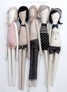 Handmade Dolls – Custom Mini Me Doll – Moe Moe Designs | Small for Big
