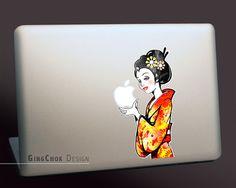 【作品紹介】Macbook専用のデザインアートステッカーです。お手持ちのMacbookをお洒落に着飾る事ができます。【対応サイズ】Macbook Pro 13...|ハンドメイド、手作り、手仕事品の通販・販売・購入ならCreema。