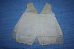 Combination Slip and Underwear 1920s