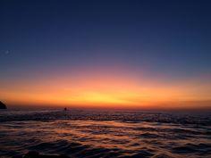 Sunset, Stromboli island, Sicilia, Italy
