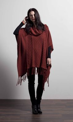 Left on Houston Rendezvous Poncho Fall Sweaters, Houston, Pullover, Boutique, My Style, Stuff To Buy, Inspiration, Whiskey, Clothing