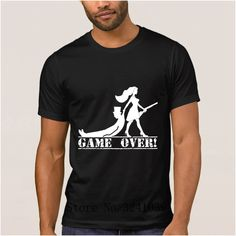 Use the Code 'CC19' to get a 25% DISCOUNT till end May 2020.  Play your Part... Green your Cart. 🐝 Mens Breathable 'Game Over' T Shirt $36.38. Efficient Service and Free Worldwide Shipping. ✈️✈️✈️  #environmentallyfriendly #body #health #gifts #lifestyle #solarpower Gorgeous Guys, Cart, Play, Lifestyle, Games, Health, Mens Tops, T Shirt, Free