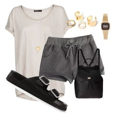 """Casual"" by ttadeniyan on Polyvore"