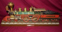 Vintage Philadelphia 1871 Steam Engine Resin Wall Display $23.00