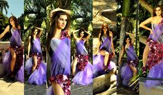 Couture gown by: Oseas Villatoro