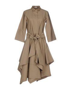 Смотреть  Короткое Платье от Brunello Cucinelli Для Женщин на Yoox. Покупка онлайн с доставкой по всей России.