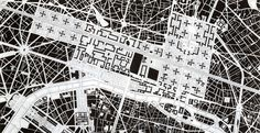 Photo 8 of 10 in Diagrams that Changed City Planning by Aaron Britt - Dwell Urban Design Diagram, Urban Design Plan, Landscape And Urbanism, Urban Landscape, Architecture Drawings, Architecture Plan, Le Corbusier, Urban Mapping, Zen