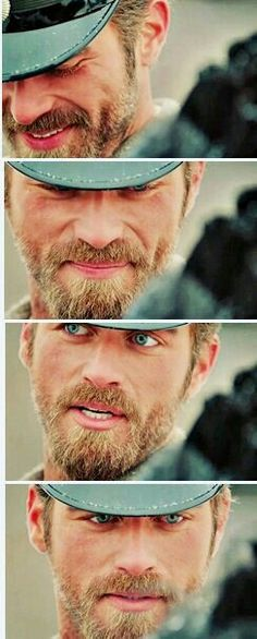 Kıvanç Tatlıtuğ as Kurt Seyit - His facial expressions during his conversation with Sura concerning why he is named wolf - Kurt, then Sura saying she would be happy to go to his home for dinner as she had wondered where a wolf would live. Turkish Men, Turkish Actors, Most Beautiful Man, Gorgeous Men, Kurt Seyit And Sura, Dream Guy, Attractive Men, Facial Hair, Male Beauty