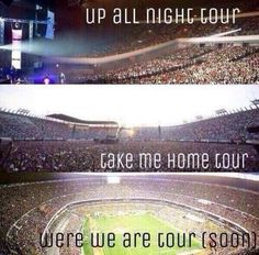 #proud where we are tour starts today