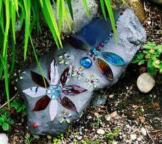 Dragonfly Mosaics