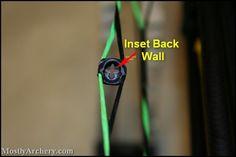 Nite Hawk Archery Peep Sight