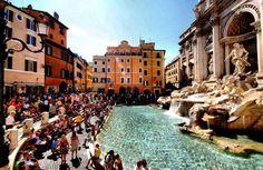 Fontana di Trevi Rome Luxury Apartments www.romesweethome.com