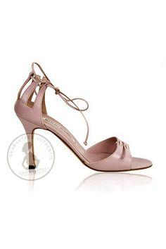 MANOLO BLAHNIK Lilac Sandals (Size 36) $395.00 CDN