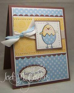 CC213 Happy Easter!  SU A Good Egg