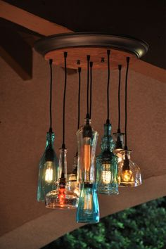 Moonshine Lamp - Chandeliers