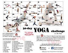 30-DAY YOGA CHALLENGE (starting September 1st)     Follow us at www.facebook.com/jodi.higgs.56  ....this awesome yoga challenge for stretching, for flexibility, for relaxation, for muscle stimulation, for organ functioning, for spine health, for lungs that breathe full and complete, for oxygen-filled blood pumping through my body....FOR ME. Yoga brings me back to myself.