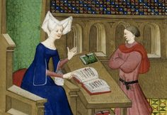 Last Words from a Medieval Mother to her Son :http://www.medievalists.net/2015/11/19/last-words-from-a-medieval-mother-to-her-son/