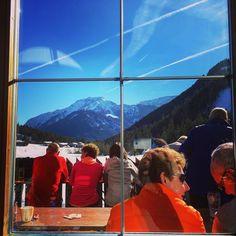 Hüttenausblick #pertisau #österreich #austria #crosscountry #langlauf