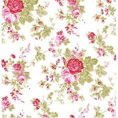 Tanya Whelan Delilah Amelie White Fabric