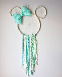 This item is unavailable Minnie Mouse dreamcatcher boho dreamcatcher Disney decor Disney Diy, Disney Crafts, Dream Catcher Decor, Dream Catcher Nursery, Dream Catcher Boho, Dream Catchers, Craft Gifts, Diy Gifts, Fun Crafts