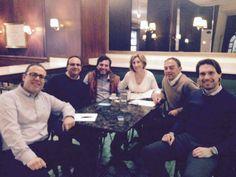La Junta Directiva de MLS Gandia se reúne con miembros de MLS Dénia para organizar el curso CRS Módulo C que impartirá el experto inmobiliario, Vicente Beltrán, el próximo 18 de febrero en Fomento de la capital de la Safor.