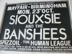 Blank Generation: original punk posters in SouthLondon 1