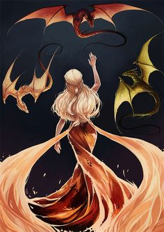 With fire and blood by larkles                              …