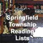 RESOURCES: STHS Reading Lists! - http://springfieldreading.wikispaces.com/#