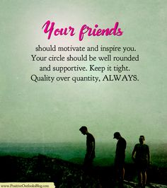 Your friends..