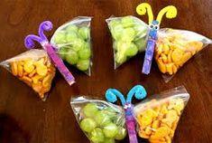 Resultado de imagen para colaciones saludables para niños