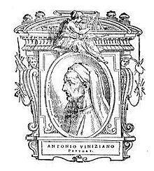 Antonio Veneziano (Venezia, ... – Firenze, 1388) è stato un pittore italiano.