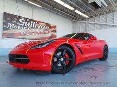 Coupe, 2014 Chevrolet Corvette Stingray Coupe with 2 Door in Mesa, AZ (85202)