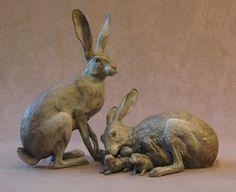 Jack Rabbit Family - Jim Eppler