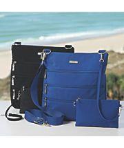big zipper bagg by baggallini