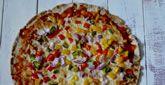 Gluten Free Pepper Pizza