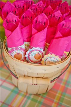 Little Peach 1st Birthday Party - Fruit, Peach Party Ideas |