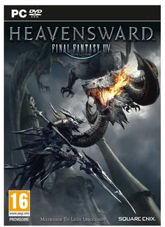 Final Fantasy XIV Online: A Realm Reborn & Heavensward (Sony PlayStation 2015 662248915708 Final Fantasy Xiv, Final Fantasy 14 Online, Fantasy Story, Cheap Video Games, Latest Video Games, Wii, A Realm Reborn, Xbox One, Fantasy