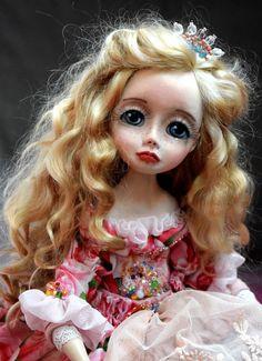 Interior Doll Adelia   Интерьерная кукла Аделия — Купить, заказать, кукла, игрушка, интерьер, декор