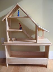 """I think I would go with this one and just supply wooden fencing to """"make"""" a farm paddock on the floor!  Love this!"""
